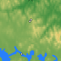 Nearby Forecast Locations - Ivalo - Map