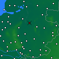 Nearby Forecast Locations - Heino - Map