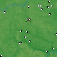 Nearby Forecast Locations - Naro-Fominsk - Map