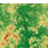 Nearby Forecast Locations - Gumi - Map