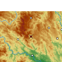 Nearby Forecast Locations - Lingyun - Map