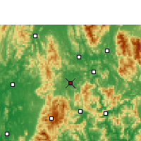 Nearby Forecast Locations - Lipu - Map