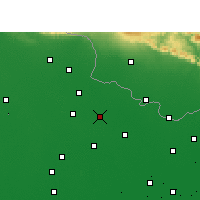 Nearby Forecast Locations - Sugauli - Map