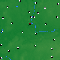 Nearby Forecast Locations - Mosina - Map